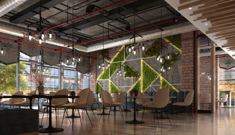 افتتاح مطعم الحمصاني من تصميم وتنفيذ مجموعة الكيدرا حديثاً في دبي